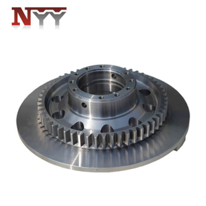 High precision pressing machinery clutch gear assembly