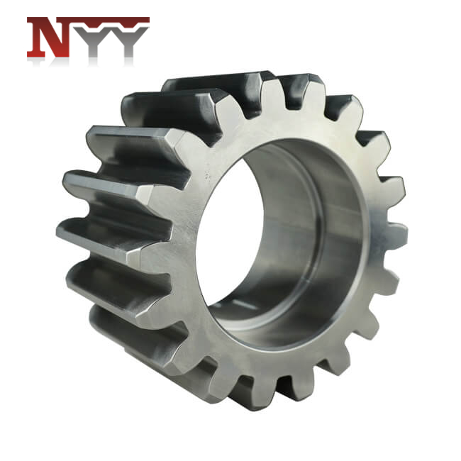 Metallurgy machinery soft tooth flank gear