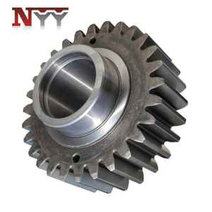 Mining machinery driven gear