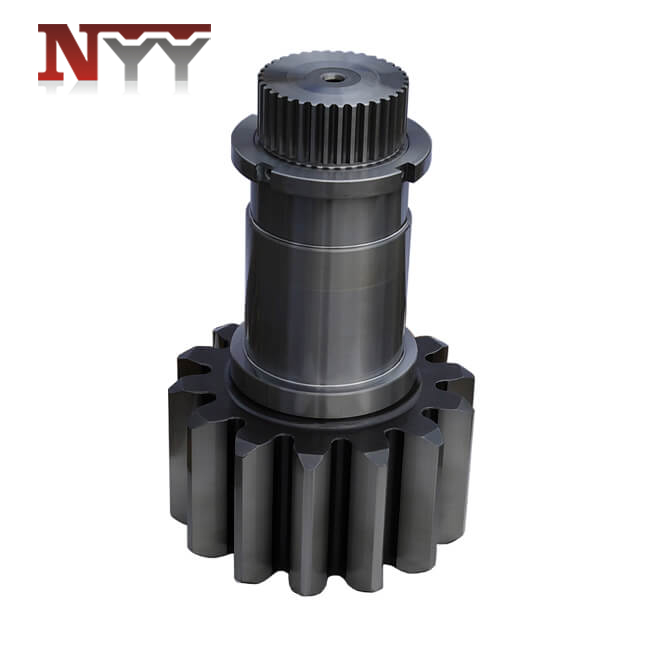 Wind power industry 18CrNiMo7-6 pinion gear